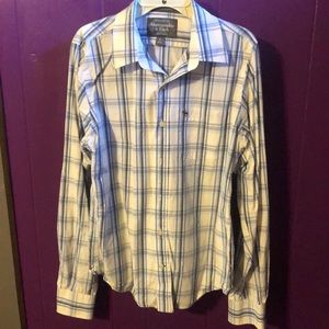 Abercrombie & Fitch button up